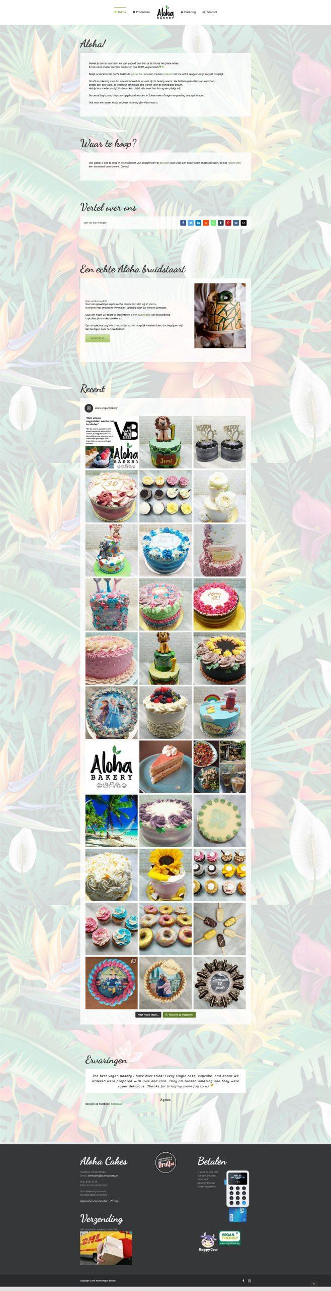 Aloha Bakery